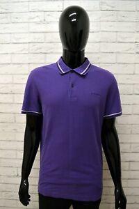 Polo-Uomo-LOTTO-Taglia-Size-XL-Maglietta-Camicia-Shirt-Man-Maglia-Cotone-Casual