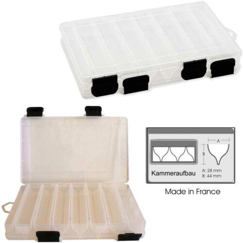 Double Side Wobbler  u + Pilker Made in France NEUHEIT++ Box