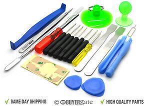 repair opening tool kit screwdriver set for iphone 6 6s 5s 5 4s ipad 2 3 samsung ebay. Black Bedroom Furniture Sets. Home Design Ideas