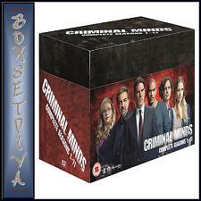 CRIMINAL MINDS - COMPLETE SEASONS 1 2 3 4 5 6 7 8 9 10 & 11  **BRAND NEW DVD*