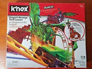 34043-K-039-nex-Rides-Dragon-S-Revenge-Thrill-Roller-Coaster-Building-Set