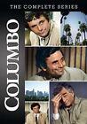 Columbo Complete Series 34 Disc Set 2012 Region 1 DVD