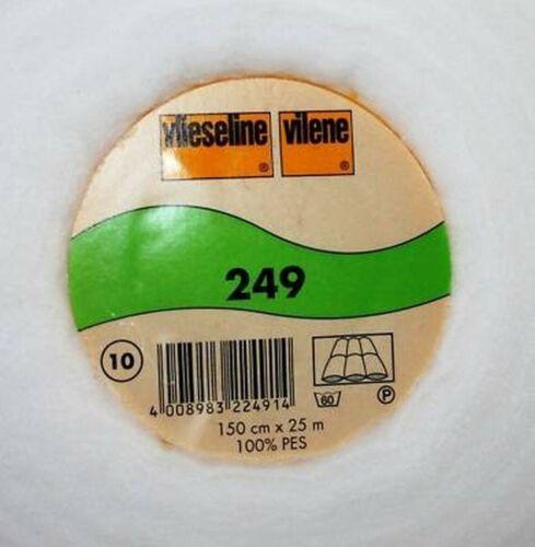 5,18€//1m 1 m  Volumenvlies 249 zum Einnähen 150 cm breit Freudenberg