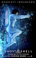 """Ghost in the Shell 11"""" x 17"""" Movie Poster ( T1 ) - B2G1F"""