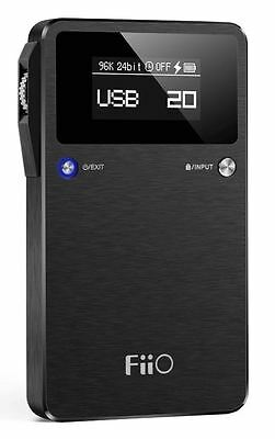 Fiio - Alpen2 - E17K USB DAC Headphone Amplifier