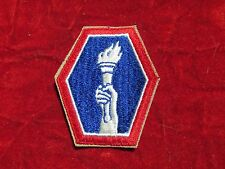 WW 2  US Army 442nd RCT patch cut Edge Go For Broke
