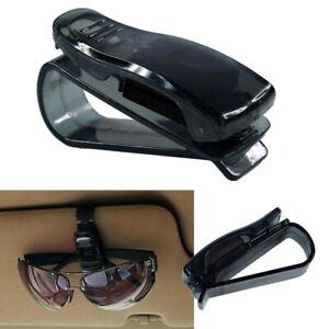 1x Car Accessory Sun Visor Sun-glasses Eye-glasses Clip Card Pen Holder Clip
