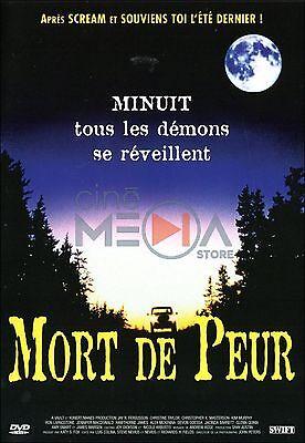MORT DE PEUR // Joy Dickson / Nicole Arbusto / horreur / épouvante / dvd occas