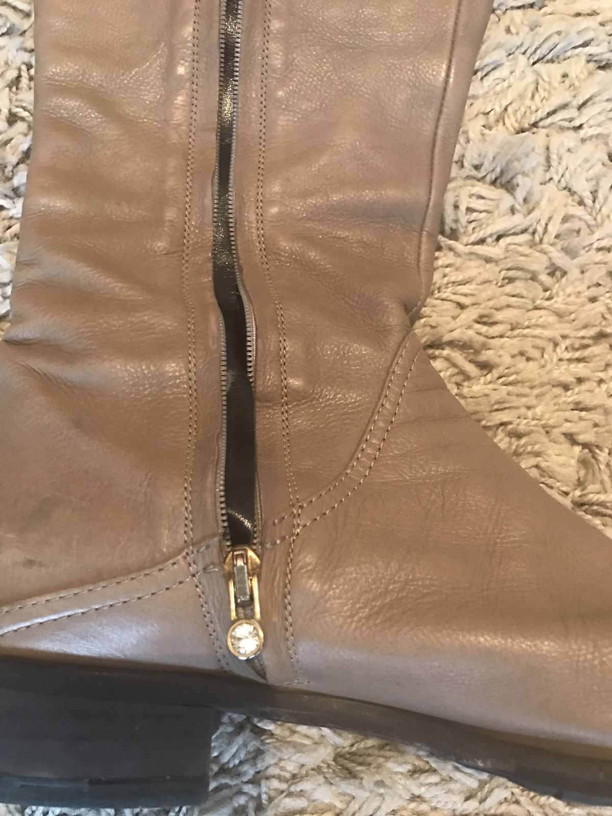 Stiefel Stiefeletten Stiefeletten Stiefeletten Lederschuhe Modell Max Mara 38  | Komfort  c6629e