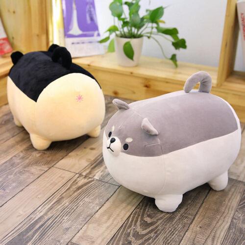 Shiba Inu Oreiller animaux de compagnie chien oreiller doux jouets en peluche