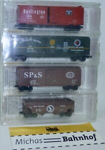 4x-Fallen-Drapeaux-Bn-Merger-Cb-amp-q-Np-Sp-amp-sgn-Micro-Trains-Line-Ligne-22102-N