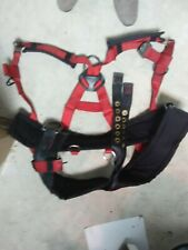 Medium Elk River 67632 Polyester//Nylon PeregrineRAS Platinum Series 6 D-Ring Harness with Removable Adjustable Seat