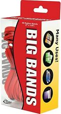 Alliance Rubber 00699 Big Bands For Oversized Jobs 48 Pack Of Large Elastic Ban
