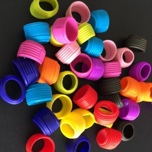 Rubber Overgrip Badminton Ring Racket Handle Sweat Silicon Materials Accessories