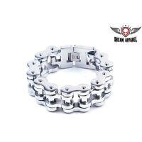 Heavy Duty Stainless Steel Bracelet