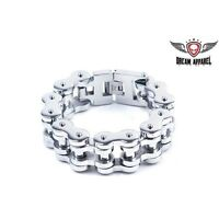 Heavy Duty Stainless Steel Bracelet