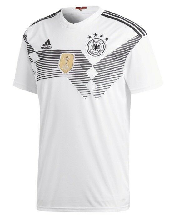 Adidas Duitsland DFB World Cup World Championship Jersey Rusland 2018 all afmetings nieuwe
