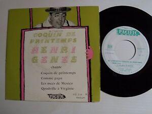 HENRI-GENES-Comme-papa-de-l-039-Operette-COQUIN-DE-PRINTEMPS-7-034-EP-PACIFIC-90-216