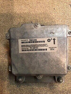 97-06 Jeep TJ Wrangler 56010300AB AIR BAG Airbag CONTROL MODULE