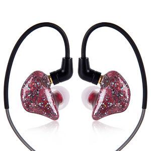 pai audio mr3 triple balanced armature in ear monitor shining glitter colors ebay. Black Bedroom Furniture Sets. Home Design Ideas