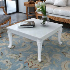 Item 4 White Shabby Chic Coffee Table High Gloss French Style Living Room Furniture