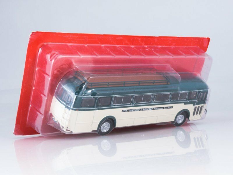 Scale model bus 1 43 Kassbohrer Setra S-14 S-14 S-14 Germany 1961 ecb887