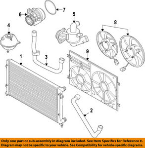 Outstanding Vw Volkswagen Oem 10 15 Jetta Engine Coolant Thermostat Housing Wiring Database Indigelartorg