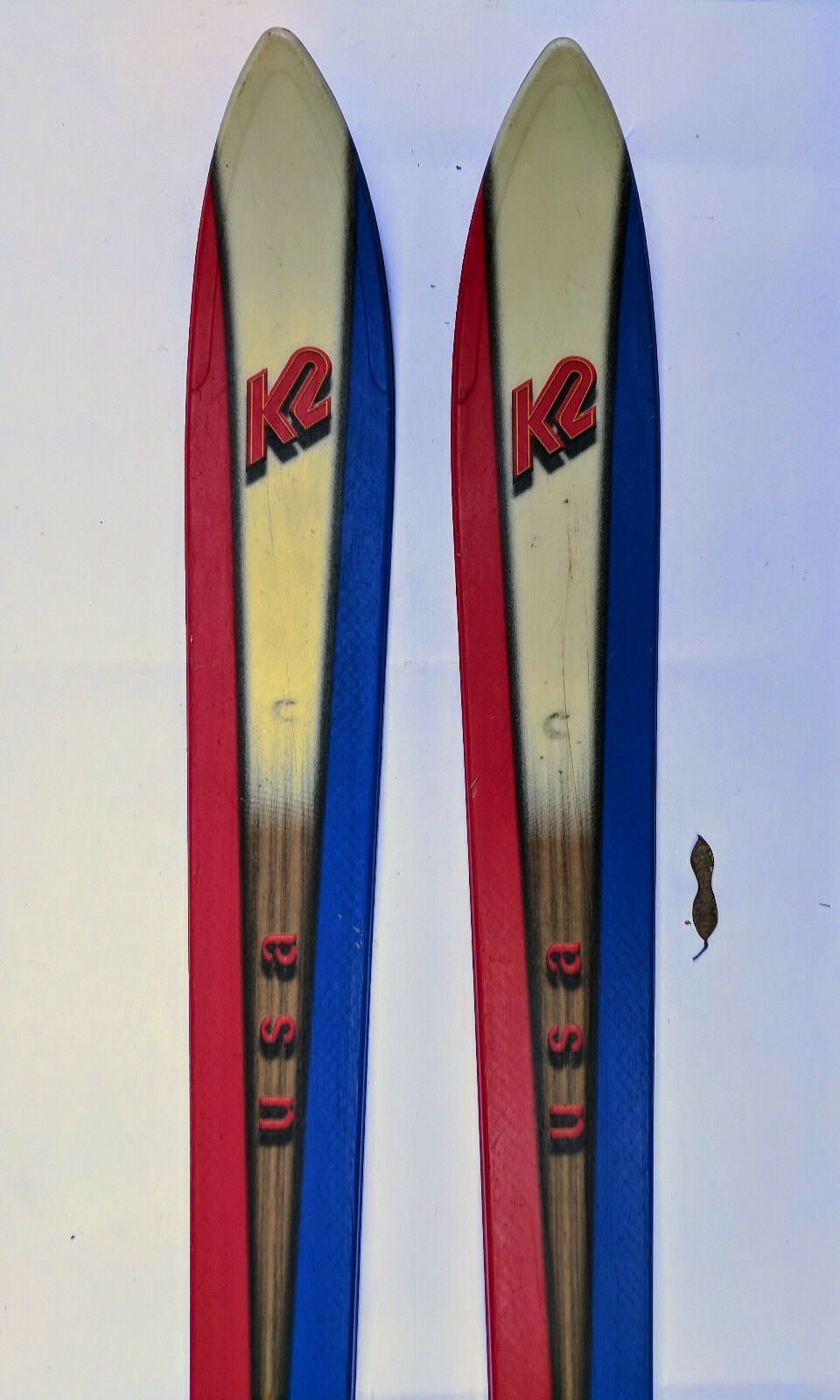 K2 Four 83 skis 183cm one prior mount for K2 plate