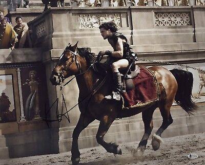 Entertainment Memorabilia Kit Harington Signed 'pompeii' 16x20 Photo *milo* Beckett Bas Beckett C16428 Durable Modeling Autographs-original