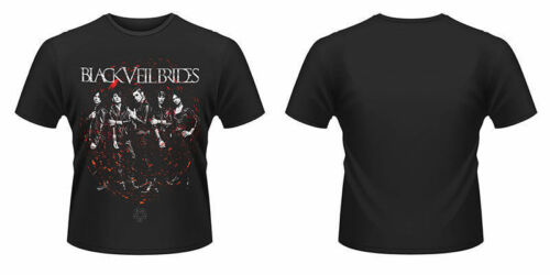 New Official BLACK VEIL BRIDES THREADS T-Shirt