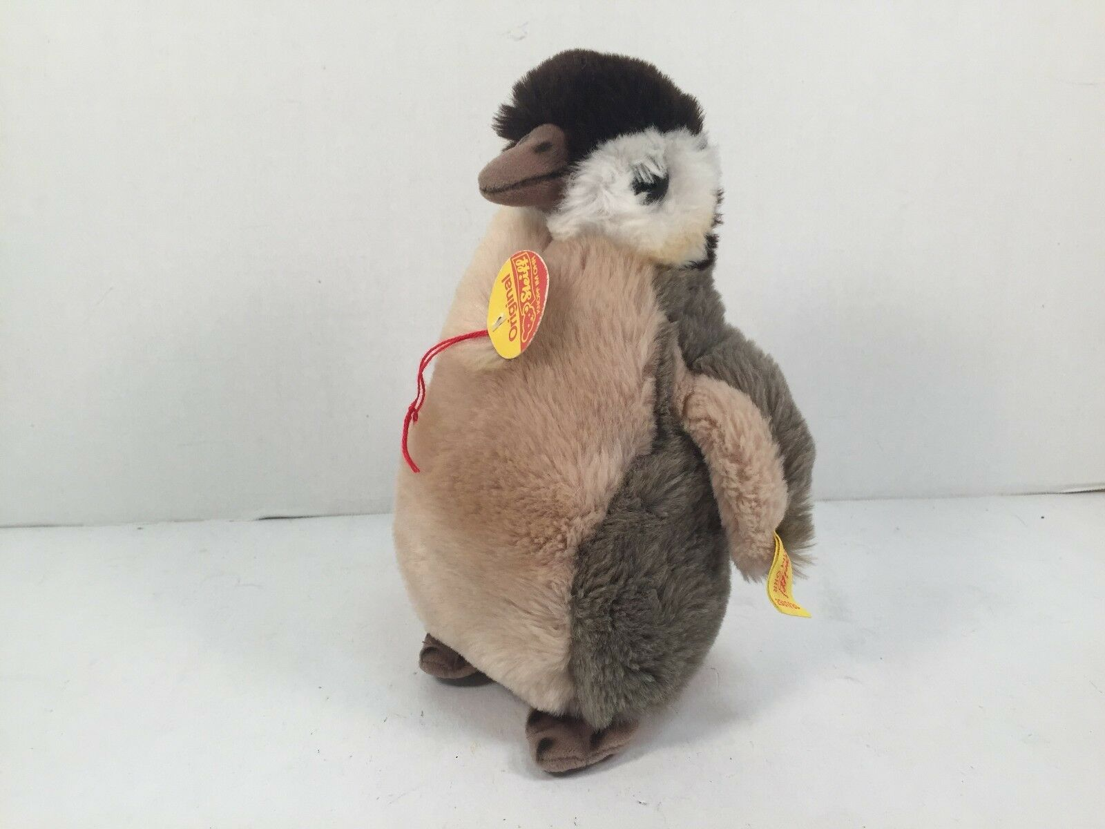 Steiff Penguin 2507/20 Germany Button Tags