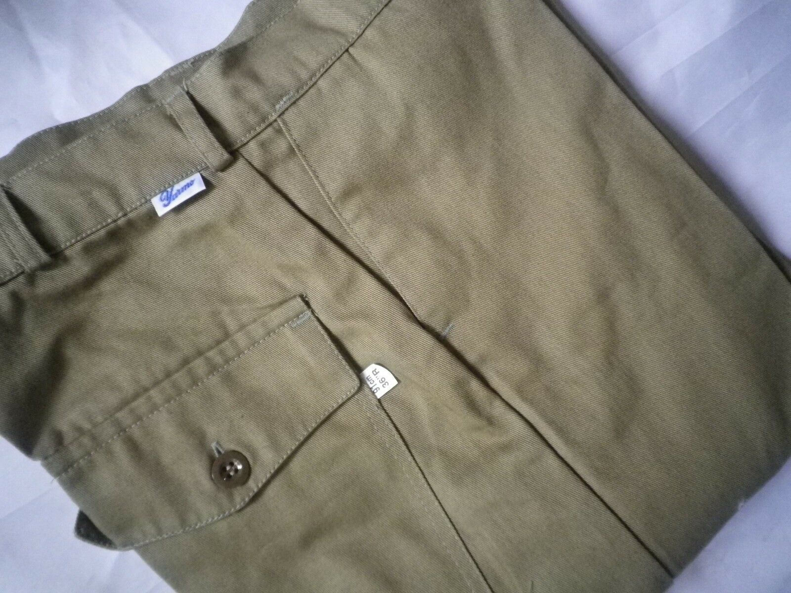 YARMO Utility  Work Trousers N.O.S. Size 32 X 29