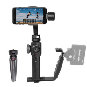 Zhiyun Smooth 4 3-Axis Handheld Smartphone Gimbal Stabilizer F Mobile Filmmakers