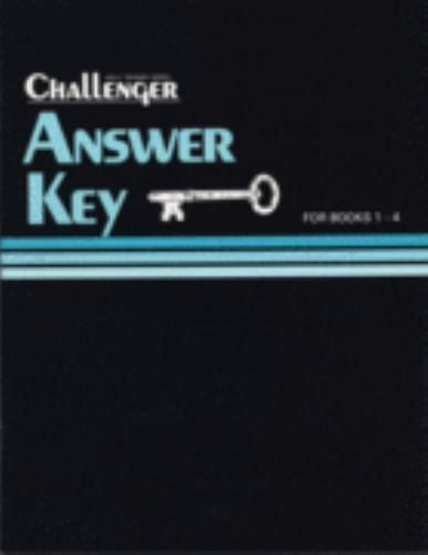 Challenger: Answer Key for Books 1-4 by Murphy, Corea