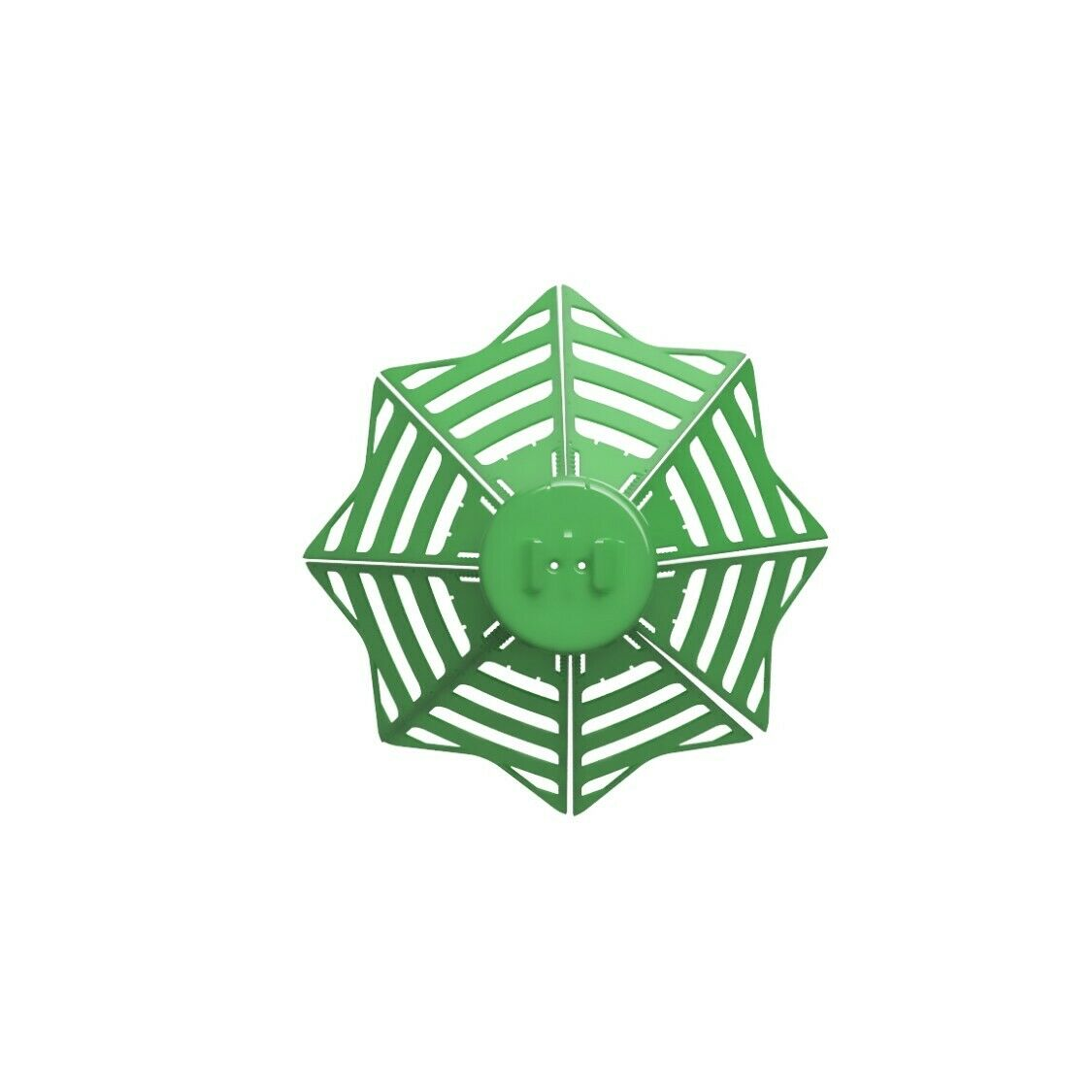 HCam Brush verde, Paragliding Chasecam, follow aeastaynamics cam, GoPro jHook
