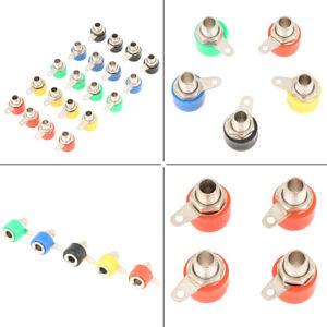 20pcs-4mm-Speaker-Terminal-Socket-Binding-Post-Nut-Banana-Plug-Jack-Connector-GB
