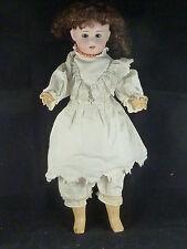 Porzellankopf-Puppe, wahrsch. französisch, SFBJ, Kopf gemarkt 2 / 0, um 1910/ 20