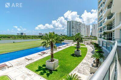 Departamento Town House en Renta Palmeras Residencial Cancun