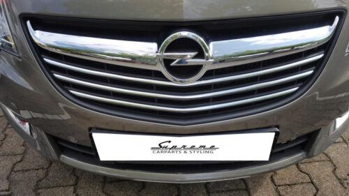 Opel Meriva B 2013-2017 Chrome Coupez 3M Mise au Point pour Calandre Haut
