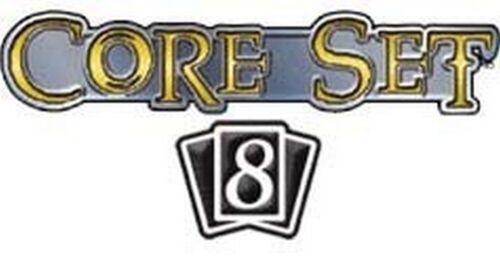 Set Completo Terre Base Basic Lands Complete Set MTG MAGIC 8E Edition Eng//Ita