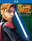 Star Wars The Clone Wars Season 5 Blu Ray Region 1