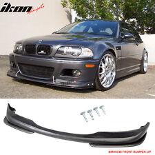 01-06 BMW E46 M3 AC-S Front Bumper Lip Urethane