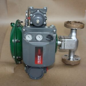 Details about Fisher Control Valve 24588SVF CL300 1/2