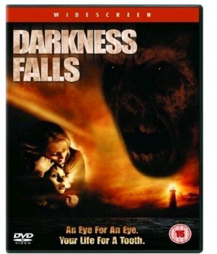Darkness Falls DVD Chaney Kley Emma Caulfield New and Sealed Original UK R2