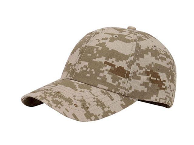 8187 Army Baseball ACU Desert Digital Camo Cap