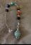 Green aventurine crystal healing pendulum dowsing 2 choices
