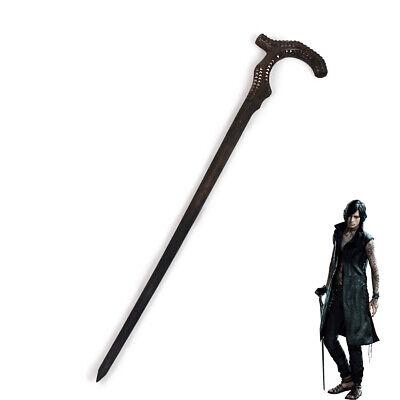 DMC Devil May Cry V Vitale PVC Walking Stick Cane Weapon Handhelds Prop