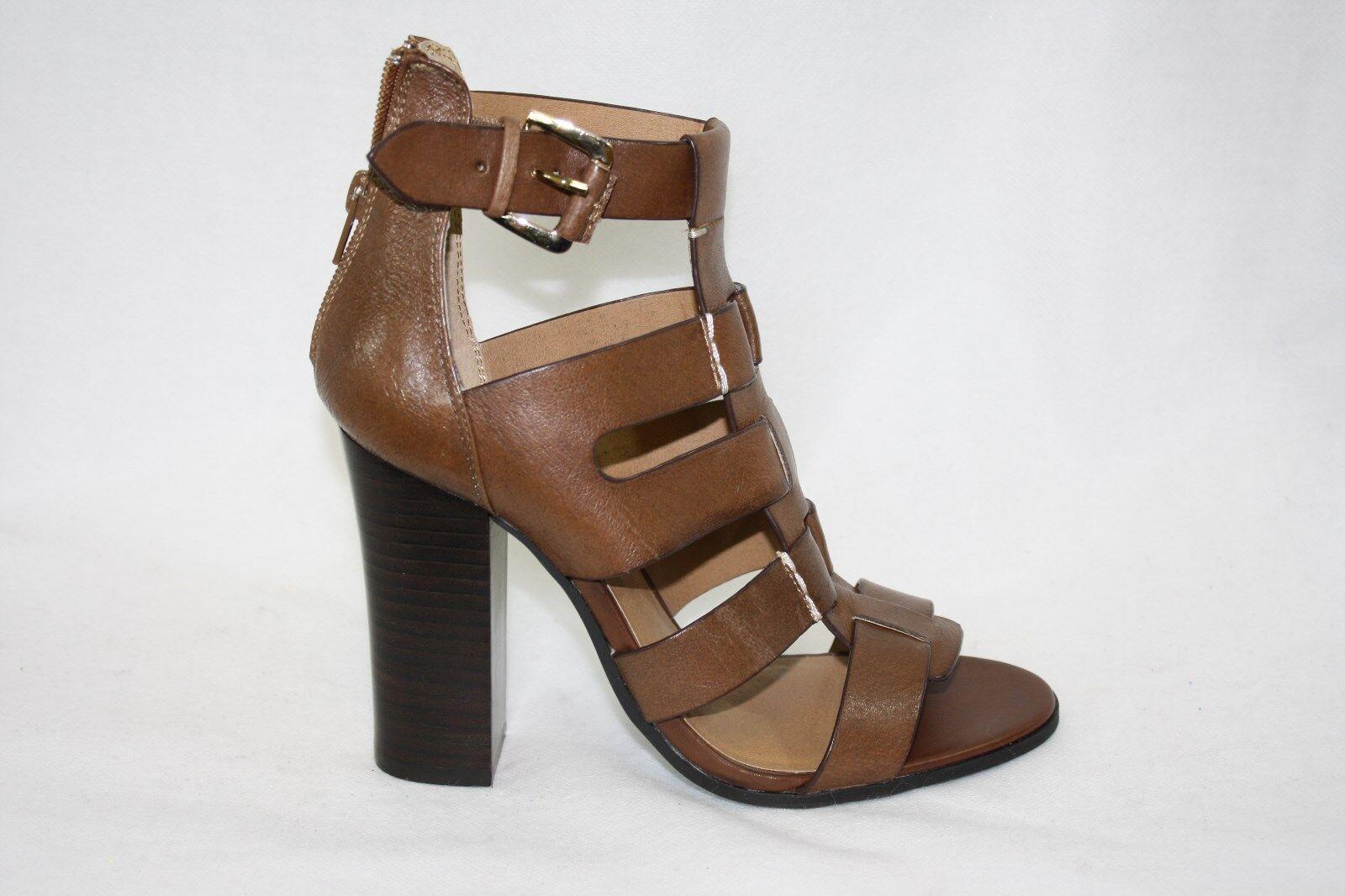 NEW Womens STEVE MADDEN Queeen Cognac Brown 4  Heels Madden shoes