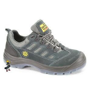 release date: ee683 4420c Dettagli su Stivali Lavoro Scarpe Sicurezza Scarpe Professionali Safety  Jogger Kronos Nuovo