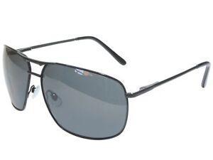 6a5a3811b1b Image is loading Aviator-Sunglasses-Polarized-Square-Lens-Metal-Frame-Men-